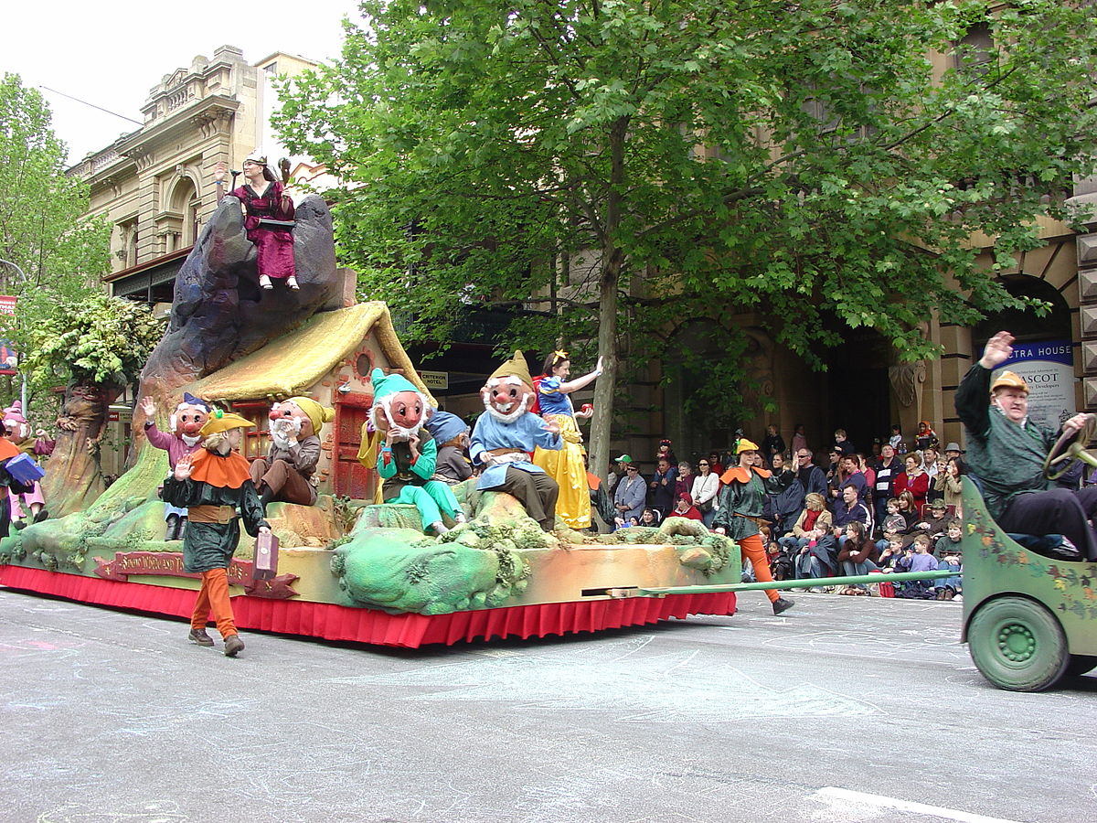 Adelaide Christmas Pageant - Wikipedia
