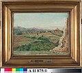 Adolf von Becker - Landscape Study - A II 875-1 - Finnish National Gallery.jpg