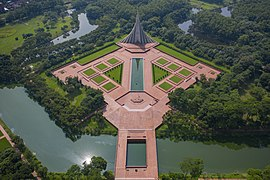 Aerial photographs of Jatiyo Smriti Soudho DJI 0065-1.jpg
