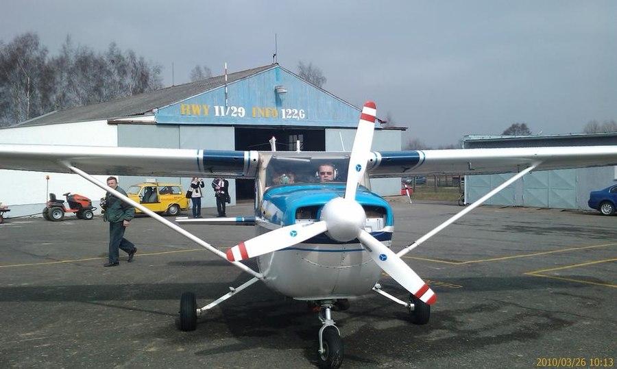 Havlíčkův Brod Airport