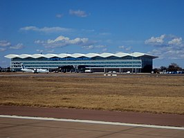 Sir Seretse Khama International Airport