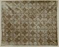Afbeelding van het batik-patroon tjakar ajam, kain sogan en latar ireng uit Jogjakarta KITLV 11983.tiff