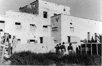 Afikim - Afikim, 1948. Photograph from Palmach archive