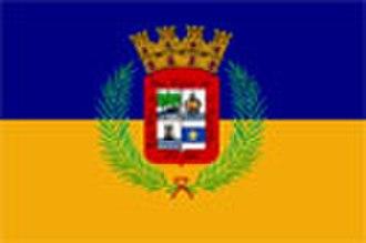 Baloncesto Superior Nacional - Image: Aguadilla flag
