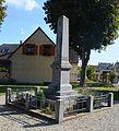 Aguilcourt War Memorial.JPG