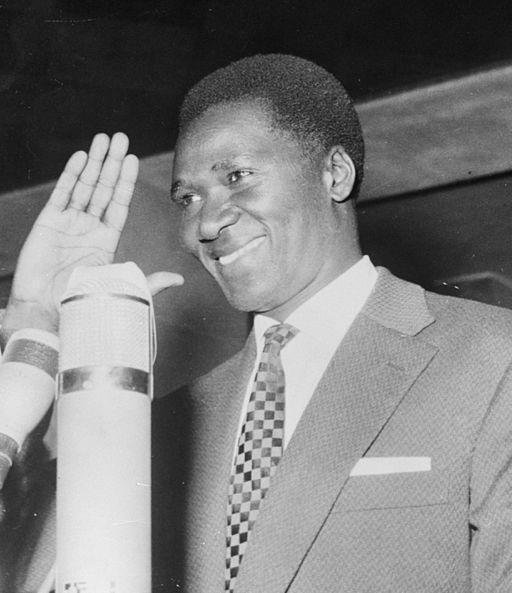 Ahmed Sékou Touré 1962