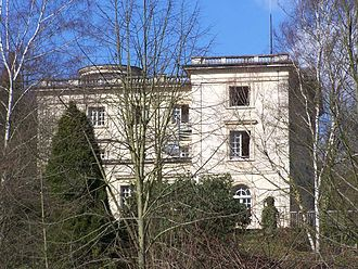 Aigremont, Yvelines - Chateau of Aigremont