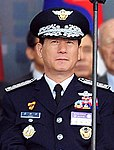 Air Force (ROKAF) General Choi Cha-kyu 공군대장 최차규 (2014.10.1 건군 66주년 기념 국군의날 행사 (15415660325)).jpg