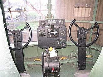 Airspeed Horsa - A Horsa Cockpit