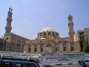 Muhammad Bek Abu El Dahab Complex - Image: Al Azhar 2006