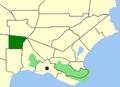 Albany-Lockyer map.png