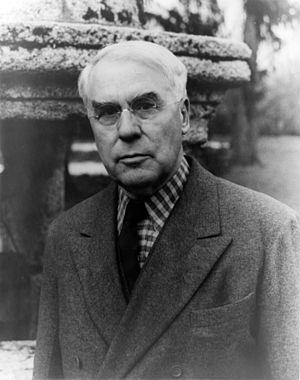 Albert C. Barnes - Albert C. Barnes in 1940