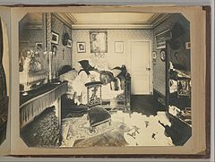 Album of Paris Crime Scenes - Attributed to Alphonse Bertillon. DP263654.jpg
