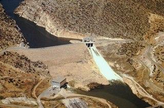 Alcova Dam