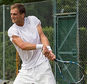 Aleksandr Nedovyesov - Aleksandr Nedovyesov 2, 2015 Wimbledon Qualifying
