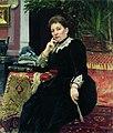 Aleksandrova-Heinz by Repin.jpg