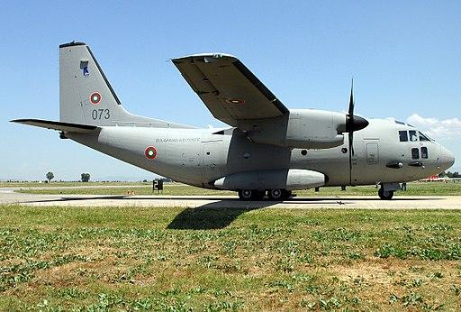 Alenia C-27J Spartan, Bulgaria - Air Force JP7136157