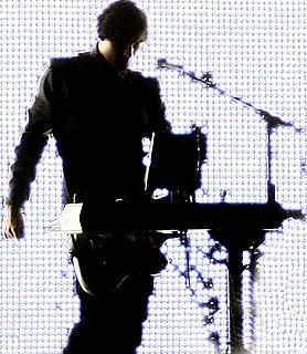 Alessandro Cortini Italian musician