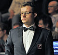 Alex Crisan at Snooker German Masters (Martin Rulsch) 2014-01-29 01.jpg