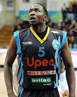 Alex Young (basketball) American basketball player