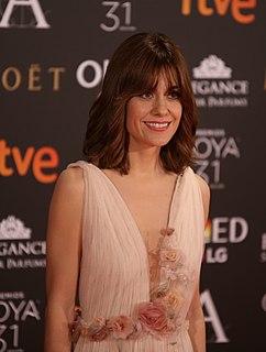 Alexandra Jiménez Spanish actress