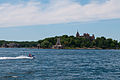 Alexandria bay saint lawrence castle 05.07.2012.jpg