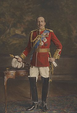 Alfonso XIII in uniform of a British Field Marshall.jpg