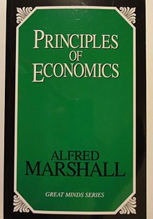 principles of economics marshall wikipedia