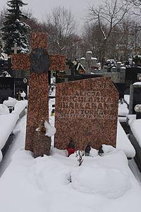 Alicja Migulanka (grób) 1.JPG
