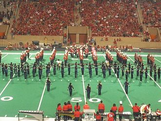 Alief Taylor High School - The Alief Taylor Marching Band