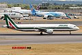 Alitalia, EI-IXV, Airbus A321-112 (43687232644).jpg