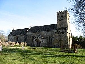 Turkdean - Image: All Saints' Church, Turkdean Geograph 2821694 by David Purchase