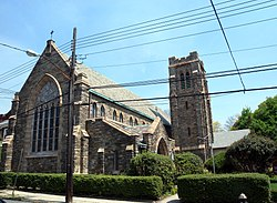 All Saints (formerly St. Matthew's) Episcopal Church, Woodhaven jeh.jpg