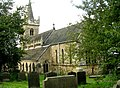 All Saints Church - Bramham - geograph.org.uk - 949832.jpg