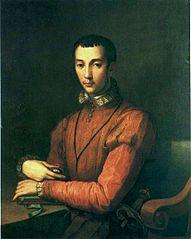 Portrait of Francesco de' Medici