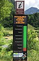 Alpe Adria Radweg, Ciclovia Val Canale, Province of Udine, Italy.jpg
