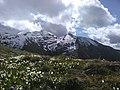 Alpe Arera sentiero verso il rifugio Capanna 2000.jpg