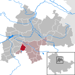 Alperstedt - Image: Alperstedt in SÖM