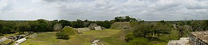 Altun Ha - Image: Altun Ha overlook 2009