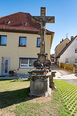 Am Hirtentor in Eggolsheim