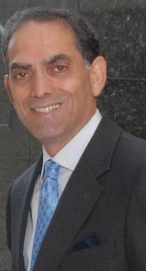 Clay Constantinou - Image: Ambassador Clay Constantinou