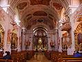 Amberg Wallfahrtskirche Mariahilf Innen 2.JPG