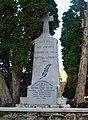 Amendeuix-Oneix War Memorial.JPG