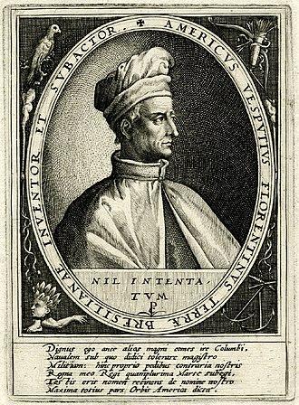 Americas - America is named after Italian explorer Amerigo Vespucci.