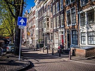 Grachtengordel World Heritage Site in North Holland, Netherlands