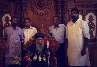 Orthodoxy Cognate PAGE Society - An OCP Delegation with Patriarch Abune Mathias of Ethiopia