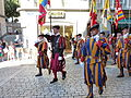 Anciens gardes suisses pontificaux à Lausanne 9.jpg