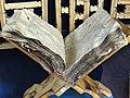 Ancient Koran - Amir Tamur Museum - Shakhrisabz - Uzbekistan (7494278998) (3).jpg
