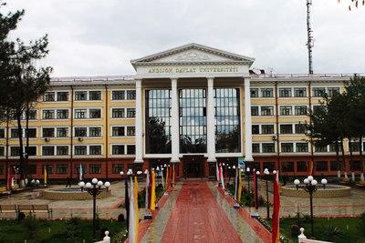 Andijan state university