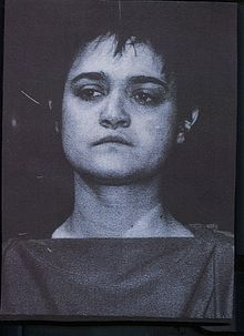 Angelique Rockas en a interpretación de Medea.